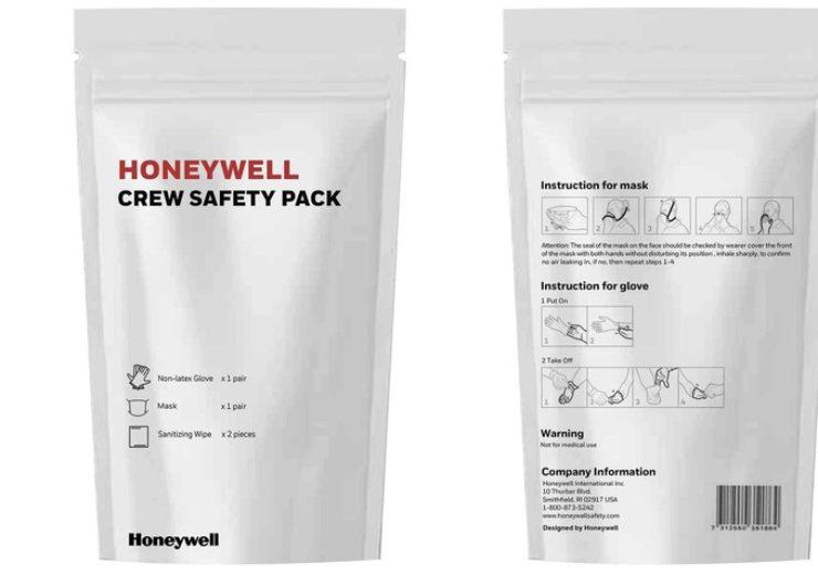 Honeywell Crew Safety Pack