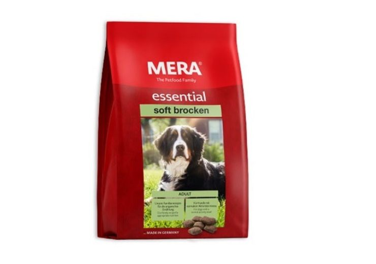 Mondi provides recyclable plastic bag for Mera's semi moist dog food