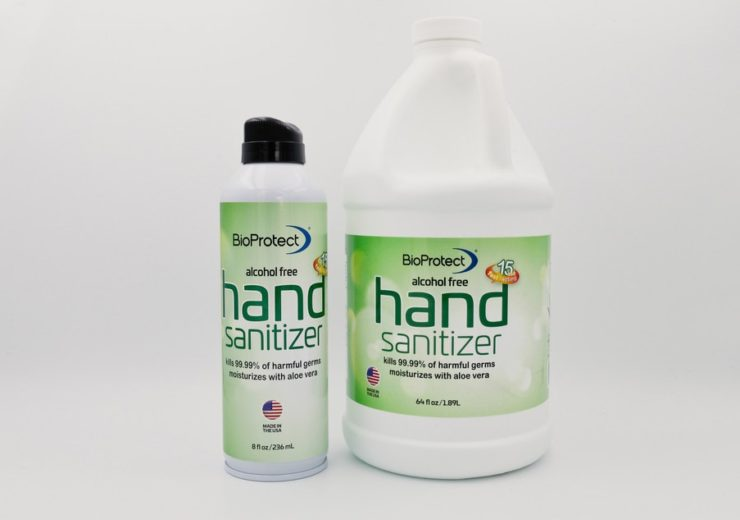 Global BioProtect introduces hand sanitiser in 100% recyclable can