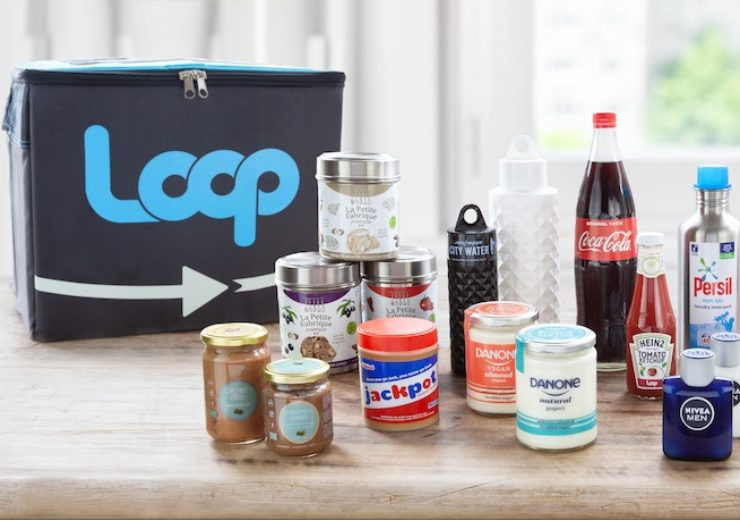 Reusable packaging platform Loop launches UK pilot with Tesco