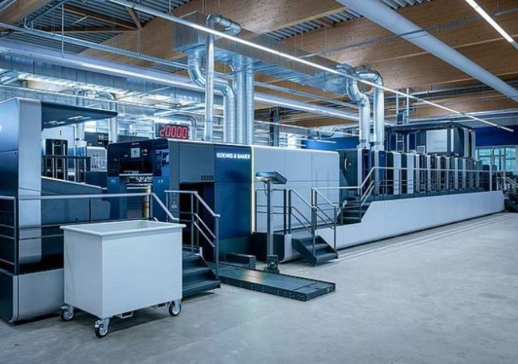 Koenig & Bauer introduces new medium-format Rapida 106 X sheetfed offset press
