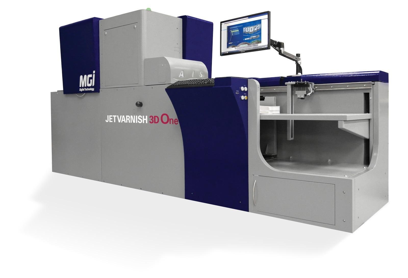 MGI-3D-One