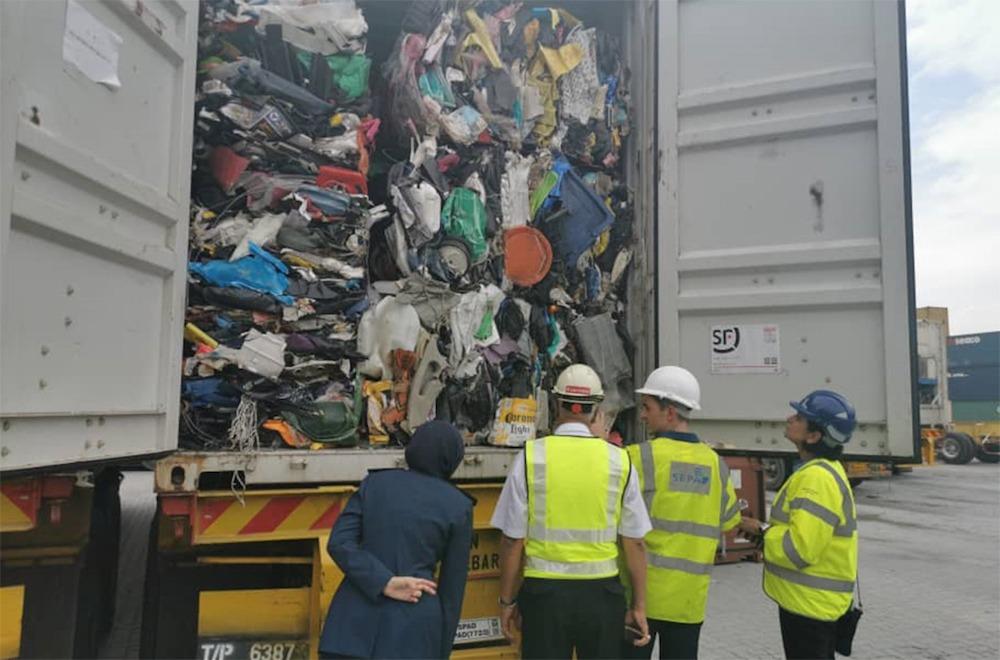 interpol plastic waste