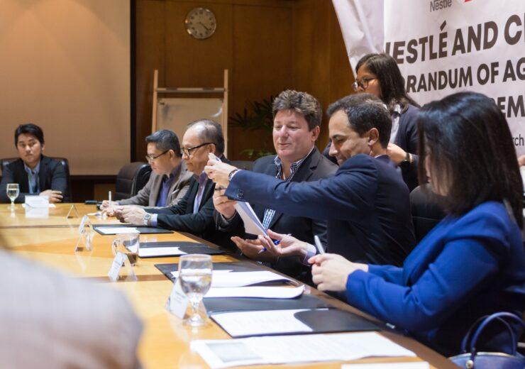 Nestle Cemex Partnership-1