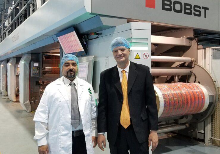Nigeria's flexible packaging firm Bhojraj invests in Bobst gravure press