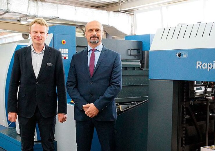 Polish printing firm Top-Pol commissions Rapida RDC 106 rotary die-cutter