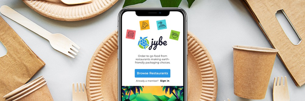 JYBE sustainable takeaways