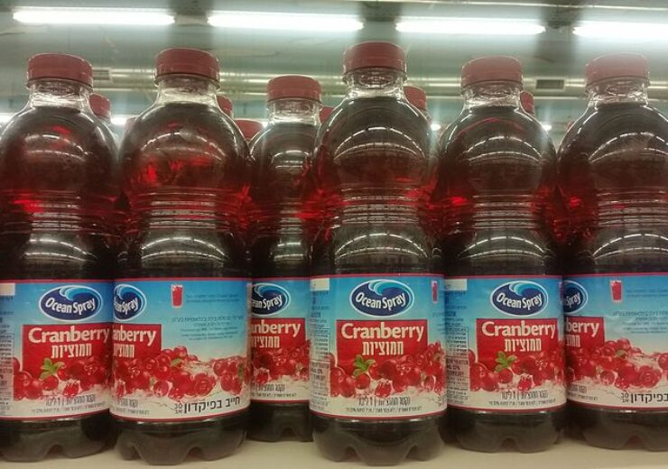 Ocean_Spray_Cooperative_product_in_Israel