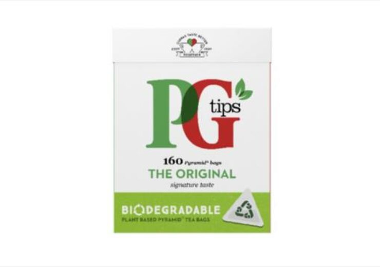 PG tips starts removal of outer plastic overwrap on 160s retail boxes