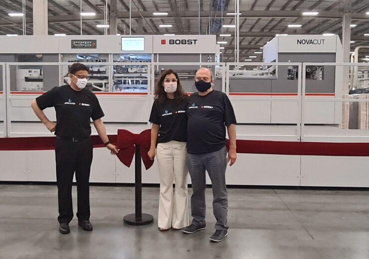 Brazilian packaging firm Gráfica Gonçalves commissions Bobst folding carton line