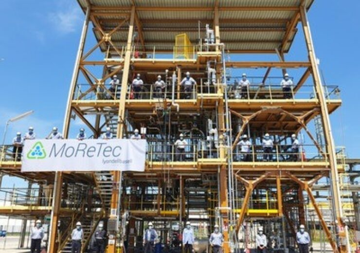 LyondellBasell-MoReTec-Pilot-Plant