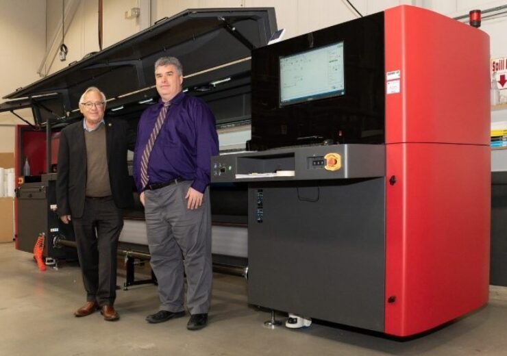 Intergraphics Decal first in Canada to acquire EFI Pro 32r Plus