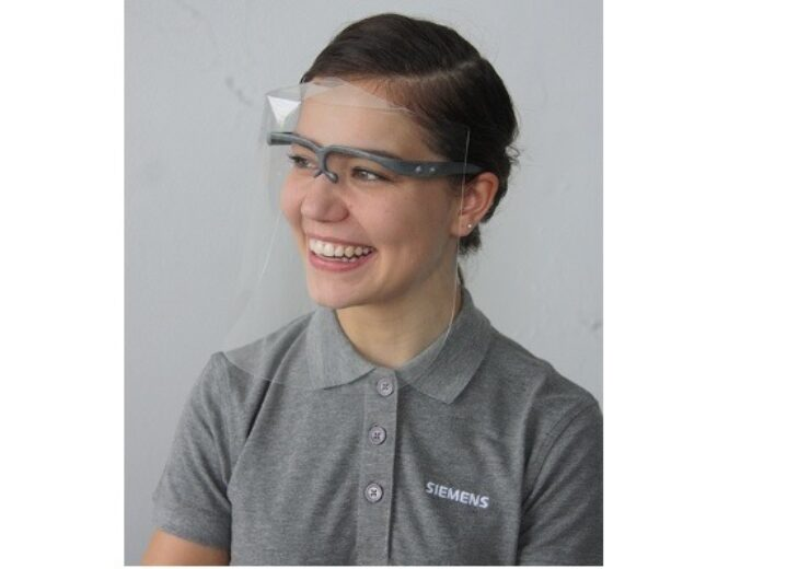 Siemens adopts Mitsui's adhesive as coating agent for face shields