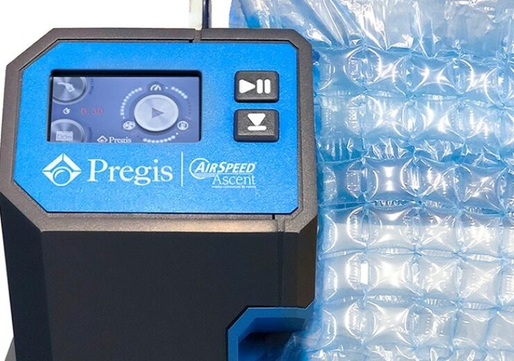 Pregis introduces next generation, high-pressure air cushioning system