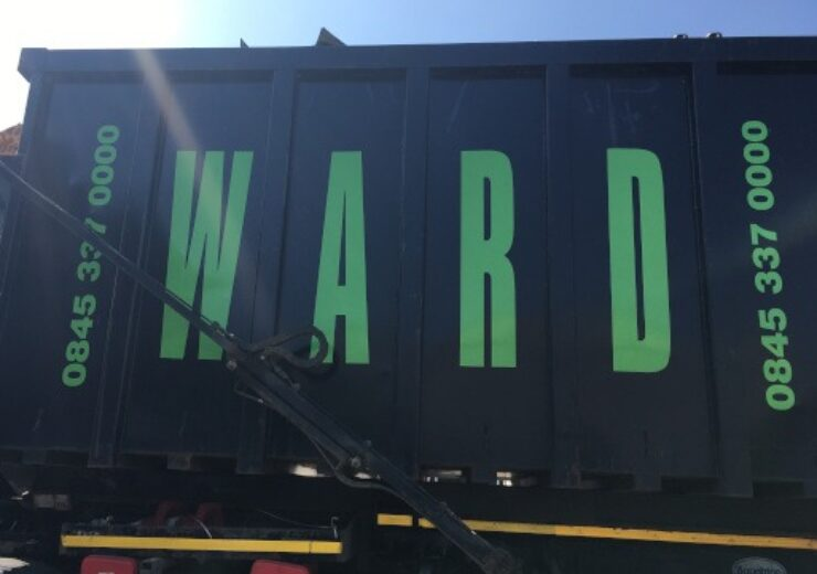 ward container