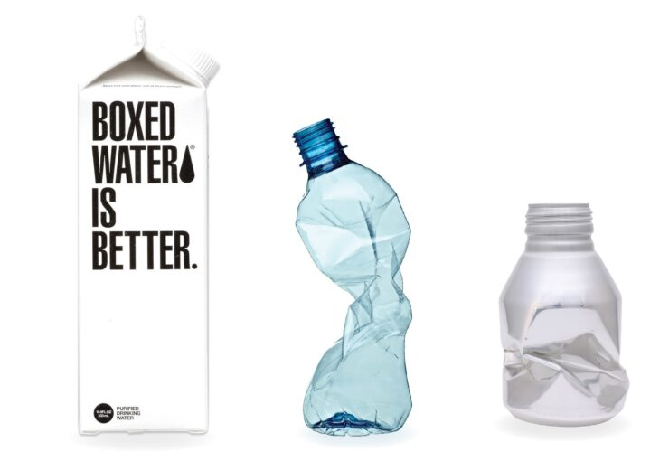 Boxed Water Is Better Material Lineup