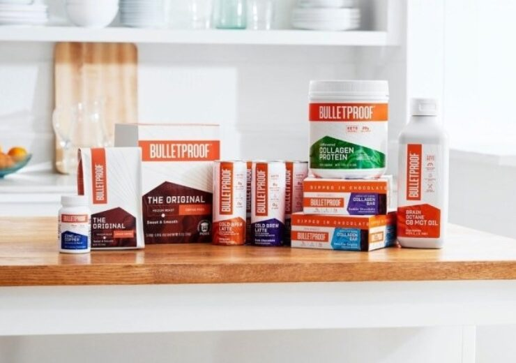Bulletproof unveils bold new packaging.