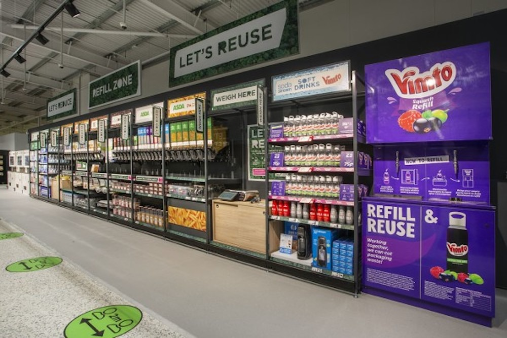 Asda sustainability store