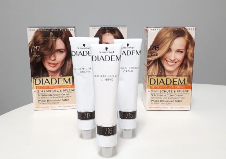 Henkel launches recycled aluminium tubes for hair colouration products