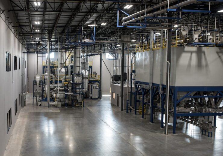 FARM Plant Interior