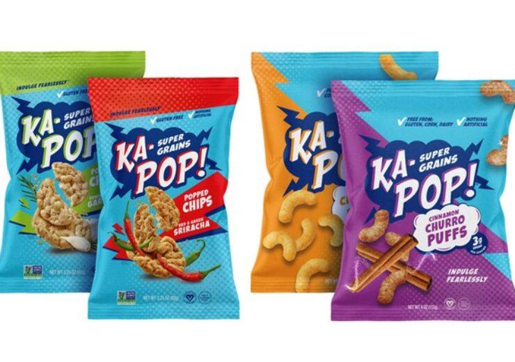 Ka-Pop Snacks Chip Bags