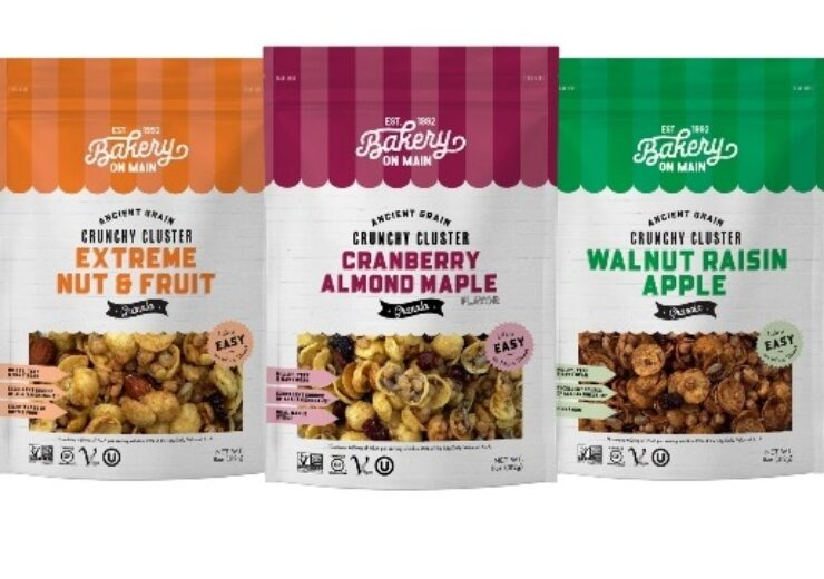 CPG manufacturer Bakery On Main unveils new packaging