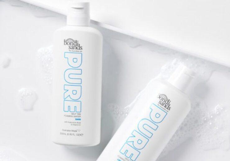 Silgan provides EZ'R foamer for Bondi Sands' new self-tanning range