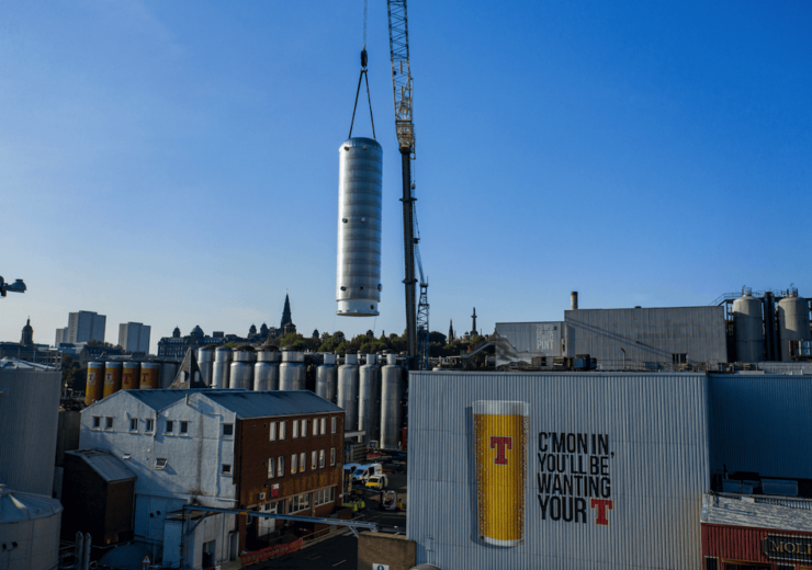 Tennent's removing 100 million plastic rings from its packaging portfolio
