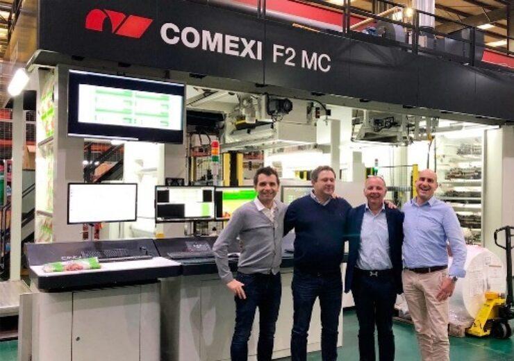 Morancé Soudure France purchases Comexi F2 MC 10-colour flexographic press