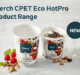 Faerch introduces new circular mono-PET pot range for dairy market