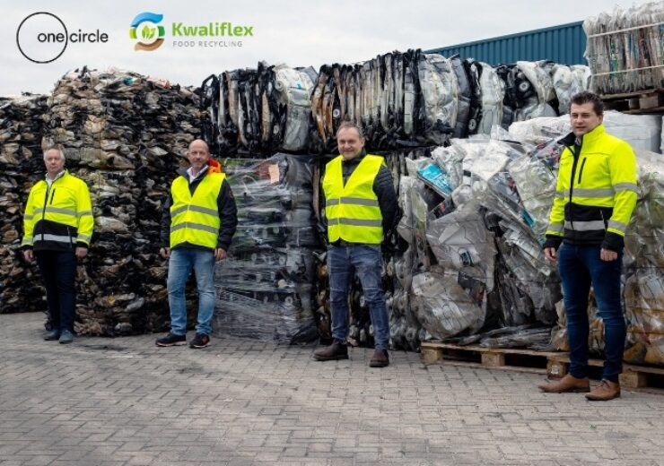OneCircle collaborates with Kwaliflex Food Recycling to boost circular economy