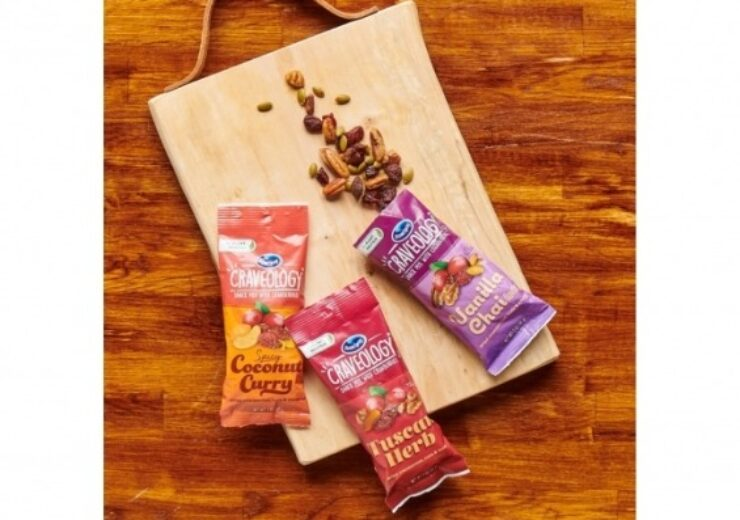 ProAmpac designs recyclable snack packaging for Ocean Spray