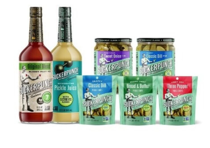 Flavour-packed pickles provider SuckerPunch Gourmet unveils new packaging