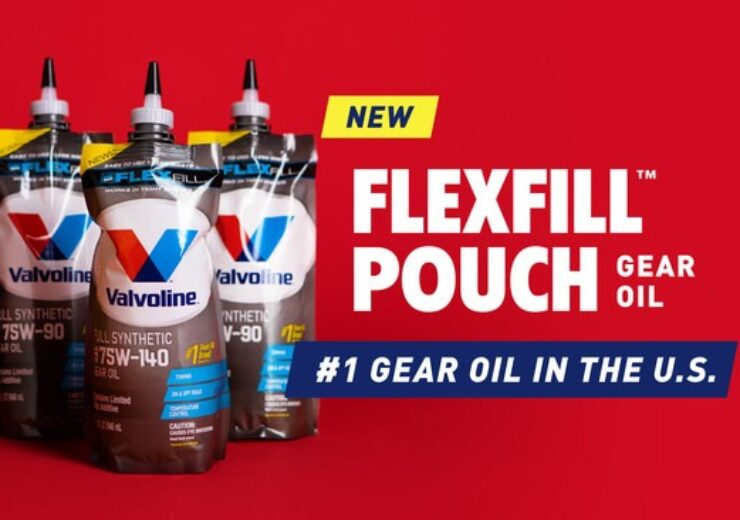 Valvoline introduces new FlexFill gear-oil packaging