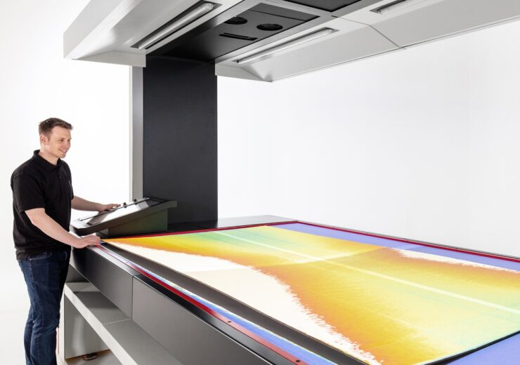 Italian converter ICO invests in Bobst's large-format Digital Inspection Table