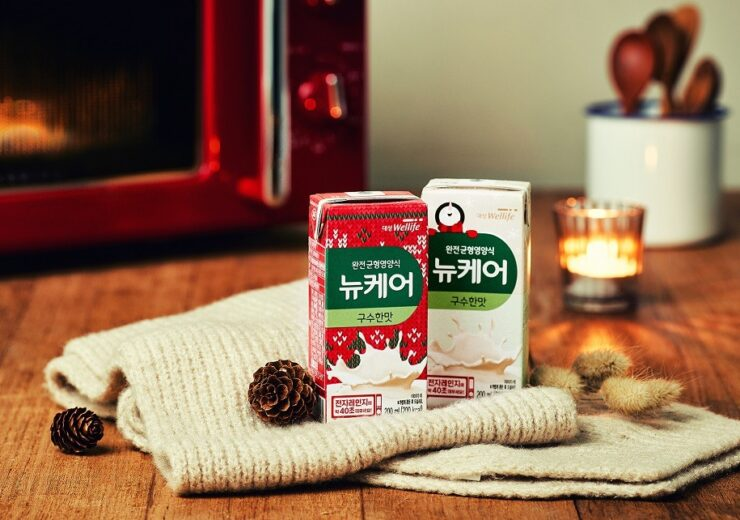 Daesang selects SIG's packaging to launch Nucare dairy supplement drink