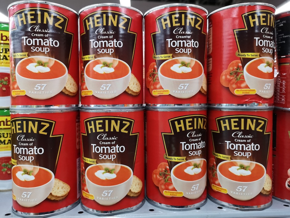 Heinz to remove plastic from all its multipacks in the UK in 2021