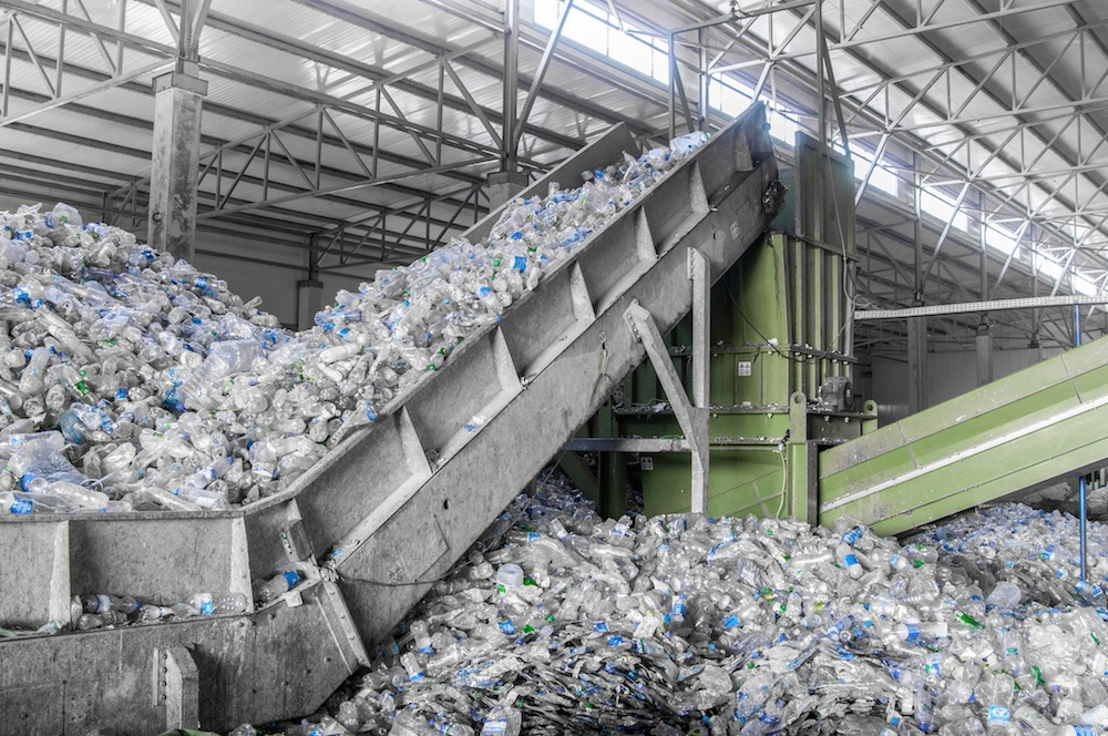 Top five plastic packaging recyclers in the European Union