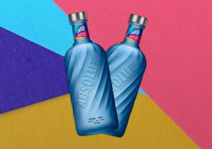 Ardagh provides frosted blue glass bottle for Absolut's limited-edition vodka
