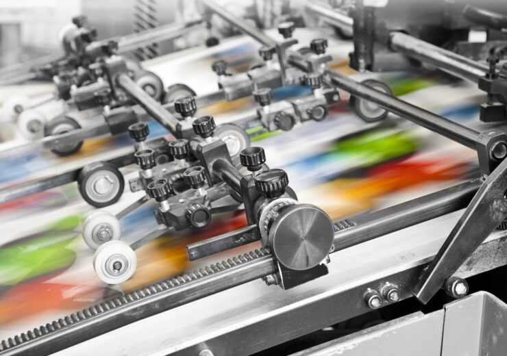 European print: a bright future for the technology market
