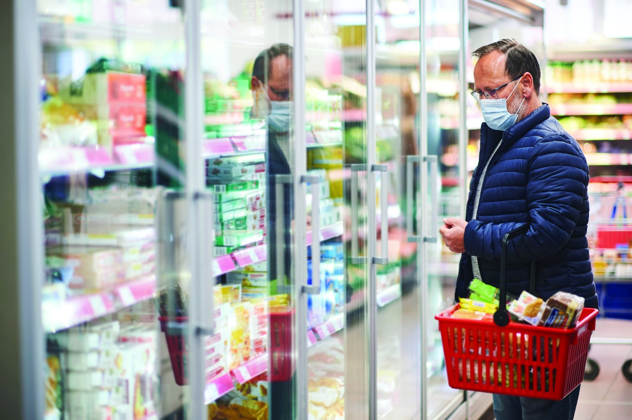 Supermarkets have sought to shorten supply chains and utilise local suppliers to continue to serve customers during the pandemic with minimal disruption. (Credit: Anna Nahabed/Shutterstock.com)