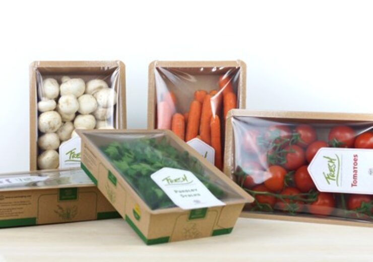 AR Packaging launches new barrier cartonboard tray for fresh vegetables and fruits