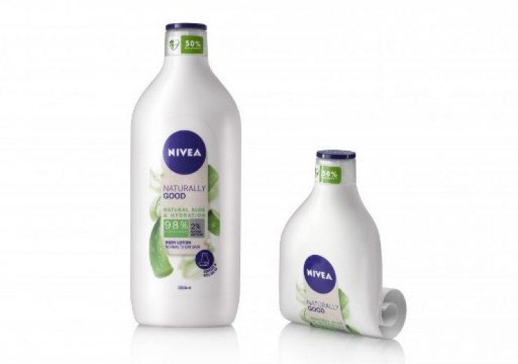 Alpla, Beiersdorf develop new sustainable HDPE bottle for NIVEA brand