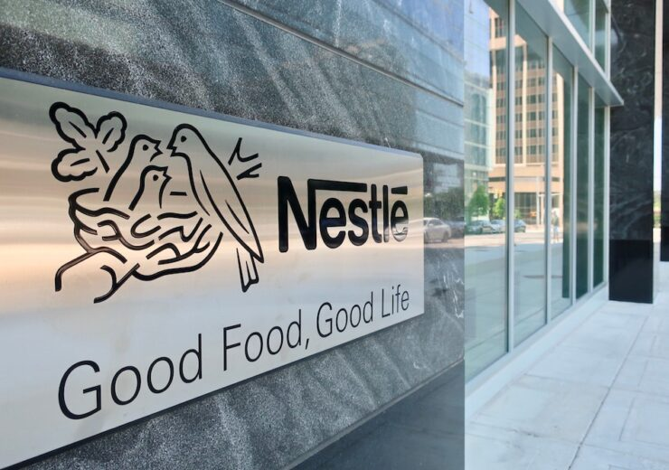 Arlington,,Va,-,May,19,,2019:,Nestle,Usa,-,Entrance