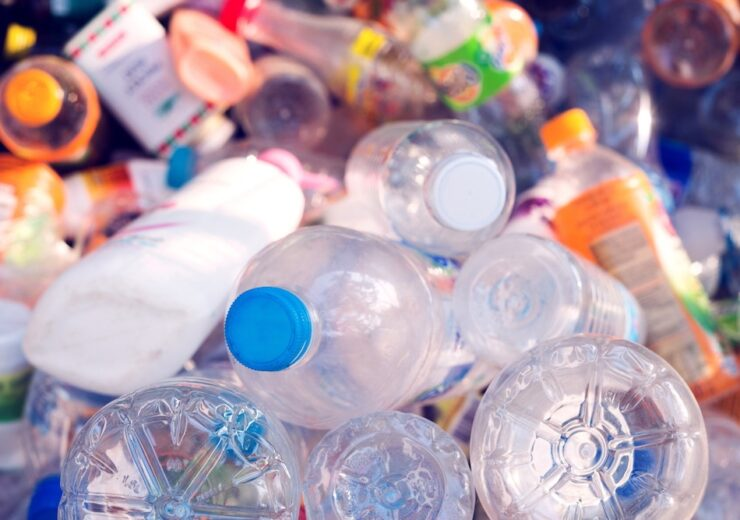 Plastic,Bottle,In,Recycle,Bin,waste,Management,Concept.