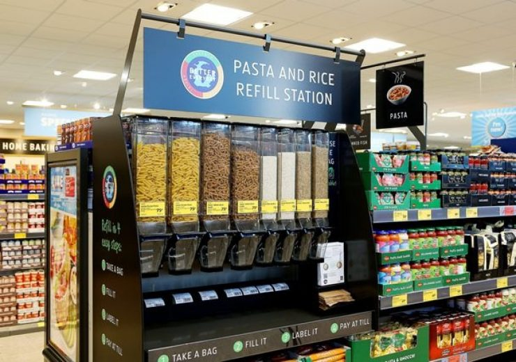 Aldi begins packaging-free products trial at Cumbria store