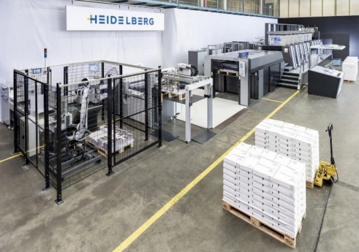 Heidelberg showcases autonomous print production with end-to-end solutions