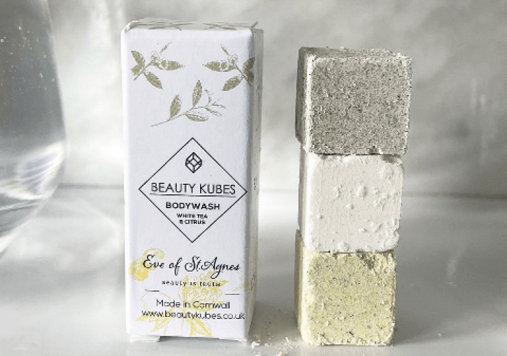 Beauty Kubes offers unique waste and plastic-free hotel toiletries solution
