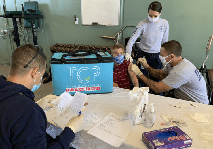 TCP develops transport totes for Covid-19 vaccines