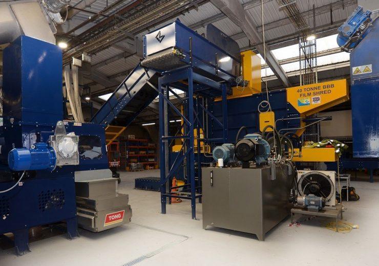 Berry bpi installs flexible and rigid plastics recycling facility in UK